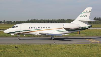 N331DC - Dassault Falcon 2000DX - GC Air