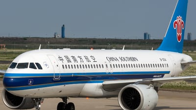 B-301A - Airbus A320-251N - China Southern Airlines