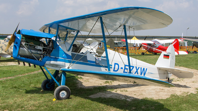 D-EZXW - Stampe and Vertongen SV-4C - Private