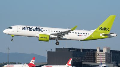 YL-ABC - Airbus A220-371 - Air Baltic