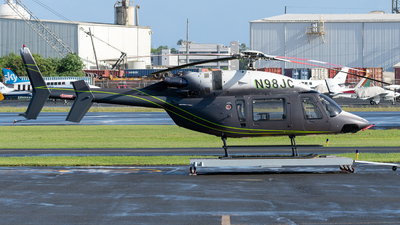 N98JC  - Bell 427 - Private