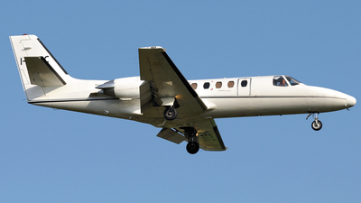 I-GGLC - Cessna 550 Citation II - Unifly Express