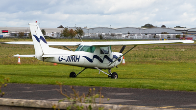 G-JIMH - Reims-Cessna F152 - Private