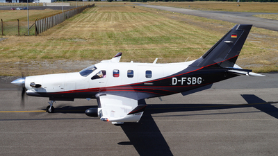 D-FSBG - Socata TBM-900 - Private