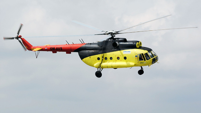 OM-AVS - Mil Mi-8T Hip - UTair Europe
