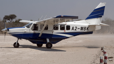 A2-MBK - Gippsland GA-8 Airvan - Major Blue Air