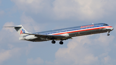 N70529 - McDonnell Douglas MD-82 - American Airlines
