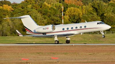 N421QS - Gulfstream G450 - NetJets Aviation