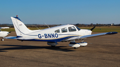 A picture of GBNNO - Piper PA28161 - [288116099] - © David Burwood