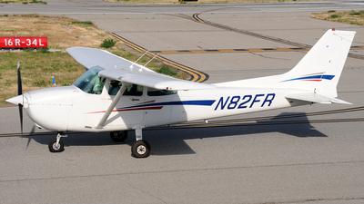 A picture of N82FR - Cessna 172P Skyhawk - [17275783] - © Frank Buschmann
