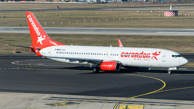 9H-TJG - Boeing 737-86J - Corendon Airlines Europe