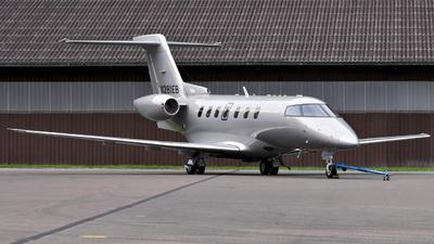 N281EB - Pilatus PC-24 - Private