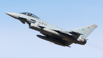 30-69 - Eurofighter Typhoon EF2000 - Germany - Air Force