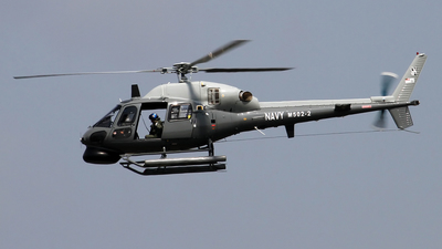 M502-2 - Eurocopter AS 555SN Fennec - Malaysia - Navy