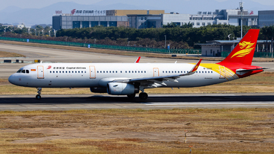 B-300E - Airbus A321-231 - Capital Airlines
