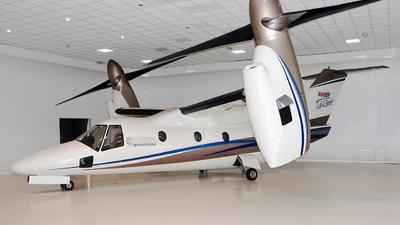 N609TR - Agusta-Bell BA-609 - Agusta-Westland