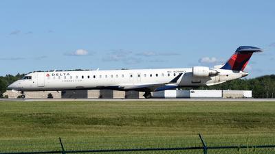 N296PQ - Bombardier CRJ-900LR - Delta Connection (Endeavor Air)