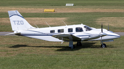 ZK-TZO - Piper PA-34-220T Seneca IV - Private
