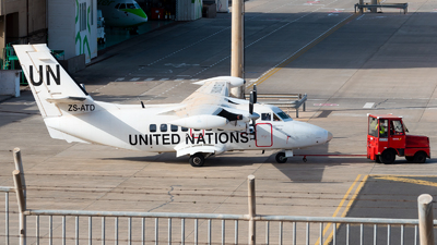ZS-ATD - Let L-410UVP-E20 Turbolet - United Nations (UN)