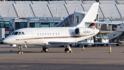 CS-DLK - Dassault Falcon 2000EX - NetJets Europe