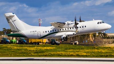 A picture of FHLIA - ATR 42500 - Amelia International - © RowenAquilina