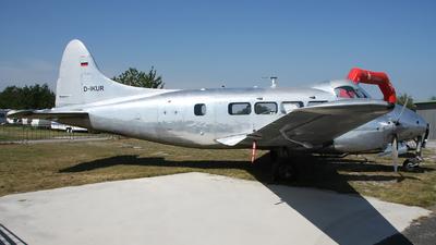 D-IKUR - De Havilland DH-104 Dove - Private