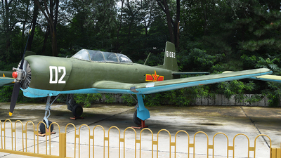 61062 - Nanchang CJ-6 - China - Air Force