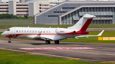 N181CL - Bombardier BD-700-1A10 Global 6000 - Private
