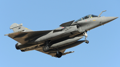 141 - Dassault Rafale C - France - Air Force