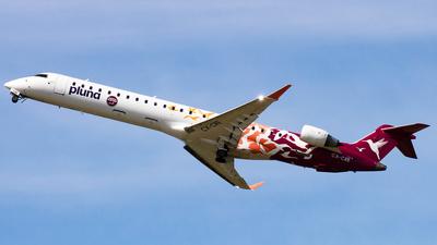 CX-CRE - Bombardier CRJ-900LR - PLUNA