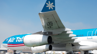 F-OSEA - Airbus A340-313X - Air Tahiti Nui