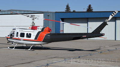 C-FHQK - Bell 205A-1 - Heliquest Aviation
