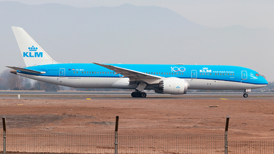PH-BHH - Boeing 787-9 Dreamliner - KLM Royal Dutch Airlines