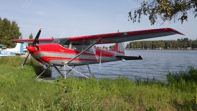 A picture of N9207C - Cessna 180 - [31306] - © Giuseppe Battioli