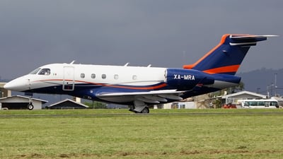 XA-MRA - Embraer EMB-545 Legacy 450  - Private