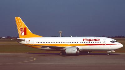 EC-EHJ - Boeing 737-33A - Hispania Líneas Aéreas