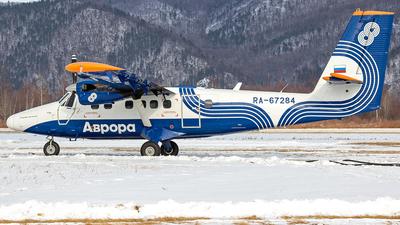 RA-67284 - Viking DHC-6-400 Twin Otter - Aurora