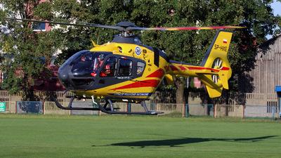 SP-HXE - Eurocopter EC 135P2i - Lotnicze Pogotowie Ratunkowe