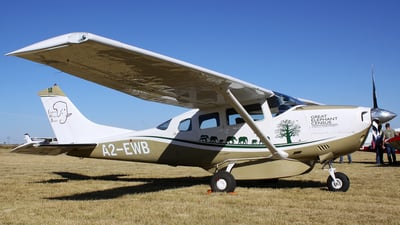 A2-EWB - Cessna 206H Stationair - Elephants Without Borders