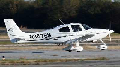 N367BM - Cirrus SR22-GTS - Private