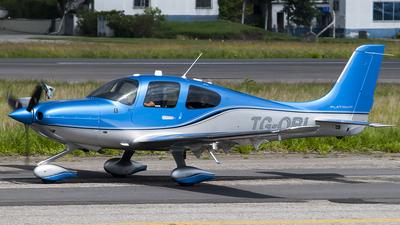 TG-OBI - Cirrus SR22T-GTS G5 Platinum - Private