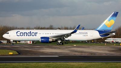 D-ABUL - Boeing 767-31B(ER) - Condor