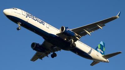 N964JT - Airbus A321-231 - jetBlue Airways