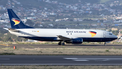 EC-NLS - Boeing 737-436(SF) - West Atlantic Airlines