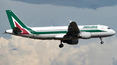 I-BIKI - Airbus A320-214 - Alitalia