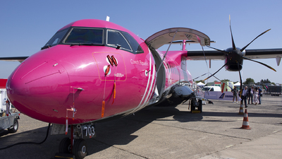 F-WWEL - ATR 72-212A(600) - Silver Airways