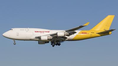 N743CK - Boeing 747-246B(SF) - Kalitta Air