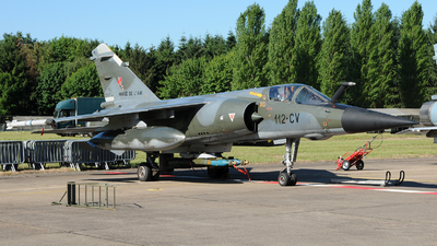 653 - Dassault Mirage F1CR - France - Air Force