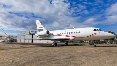 VH-WIO - Dassault Falcon 2000LX - Balmoral Air