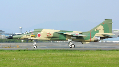50-8270 - Mitsubishi F-1 - Japan - Air Self Defence Force (JASDF)